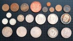 Kupię monety, banknoty, medale, bagnety ...