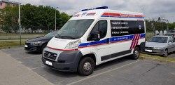 Transport medyczny z Niemiec do Polski i z Polski do Niemiec