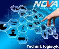 Technik logistyk Centrum Edukacyjne Nova Poznań