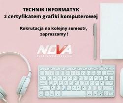 Technik Informatyk Centrum Edukacyjne Nova Poznań